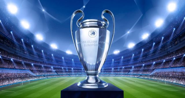 Champions League match schedule