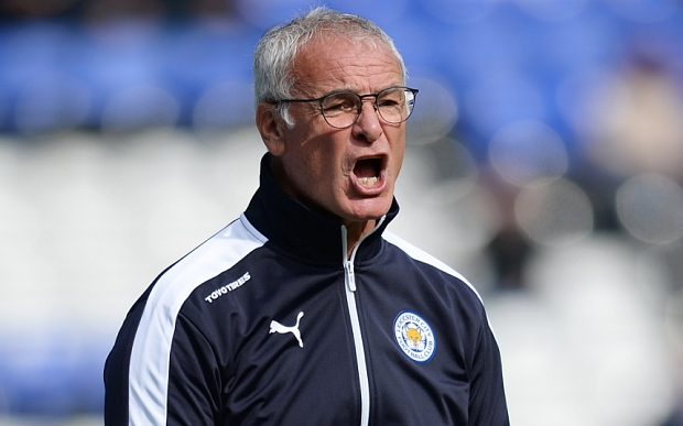 Claudio Ranieri is staying at Leicester for 4 more years
