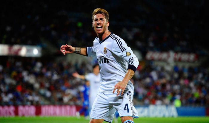 Sergio Ramos could be on his way to Chelsea