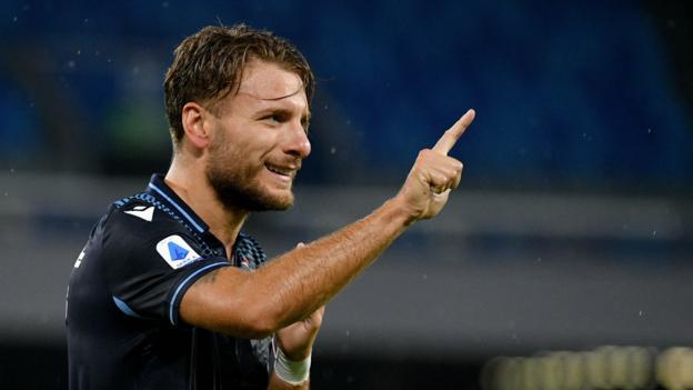 Ciro Immobile: Lazio striker wins Serie A Golden Boot and European Golden Shoe
