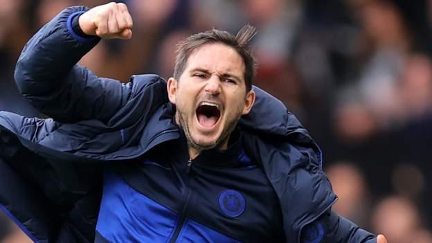 Frank Lampard: Chelsea 3 Southampton 3